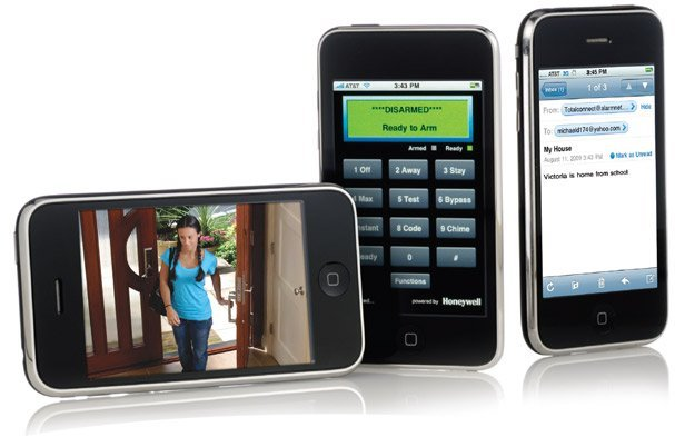 Total Connect Home Alarm Systems