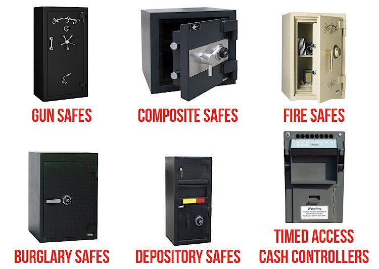 photos of safes – Buy safes locally - Holder's Total Security, Tulsa, Oklahoma